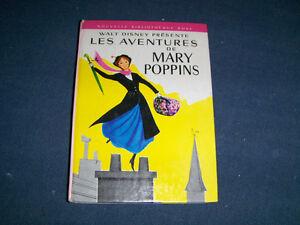 LES AVENTURES DE MARY POPPINS-1965-DISNEY-HACHETTE-VINTAGE!