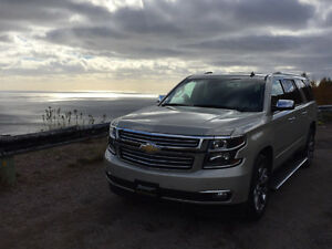 2015 Chevrolet Suburban LTZ  *2 Sets of Wheels and Tires*
