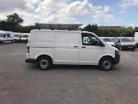 Volkswagen Transporter 2.0 SWB 84 ps Twin Side doors EURO 5 AIR CON & SAT N