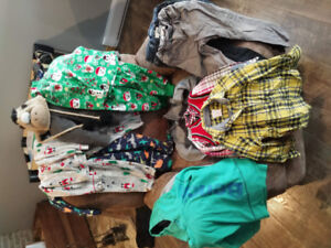 Assorted boys clothing - size 5