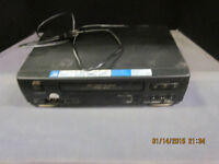 JVC VCR with Movie advance and VCR Plus