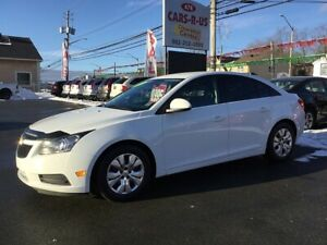 2014 Chevrolet Cruze 1LTFree winter tires on all cars and SUVS