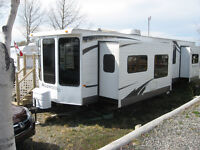 2007 38' park model wildwood trailler NEW PRICE!!!