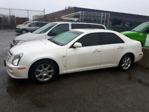 2006 Cadillac sts MUST sell