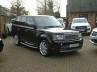 2008 Land Rover Range Rover Sport HST 4.2 Supercharged