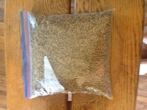 small animal feed & bedding