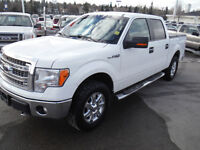 2013 Ford F-150 XLT with Running Boards and Bluetooth