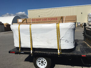 Hot tub moving & disposal new & used great price great service