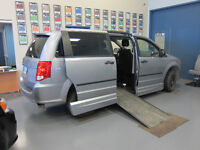 2013 Dodge Grand Caravan SE Plus Wheelchair Van