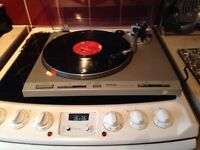 Technics SL-D303 direct drive record deck/ turntable fully working