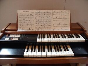 Orgue story and clark