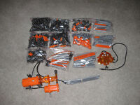 MEGA BLOCKS STRUXX SIZE IT UP ELECTROTEKPACK REDUCED