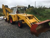 Jcb 3c mark2 digger for sale