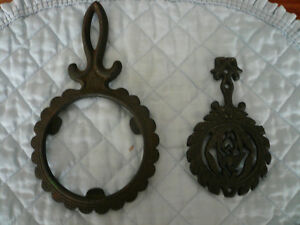 Various Wall or Stove Decorations