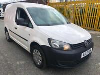 VW CADDY 1.6TDI C20 FULL SERVICE PRINT OUT PLY LINNED