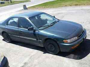 Honda Accord 1996 NEGOTIABLE!!!!