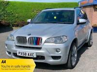 2008 BMW X5 3.0 Sd M SPORT AUTOMATIC ESTATE Diesel Automatic
