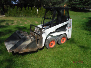 Bobcat for Rent