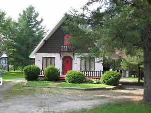 Maison à louer - Entrée Lac-Beauport - OPTION D'ACHAT