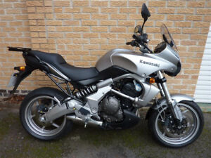Looking for accessories for Kawasaki Versys 650