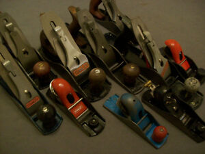 Outils manuels – Bois – Hand tools - Woodworking