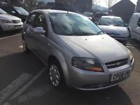 2008 08 Chevrolet Kalos 1.2 SE 5 DOOR IN SILVER ONLY 24000 MILES PX TO CLEAR