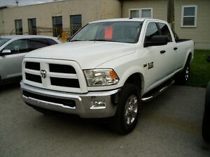 2016 DODGE RAM 2500 CREW CAB 4X4 OUTDOORSMAN 8 FT BOX
