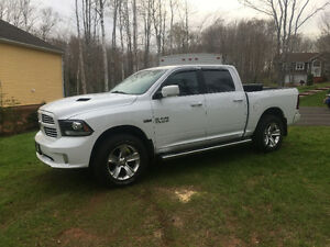 2016 Dodge Power Ram 1500 Sport Pickup Truck