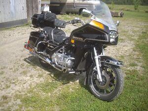 Honda Goldwing 1983 Interstate