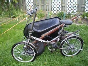 Folding Bicyle
