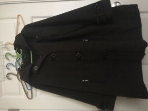 Ladies cloth winter coat like new