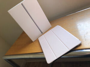 """IPAD 6th Gen 32GB Space gry. New condition, screen cover, 9.7"""","""