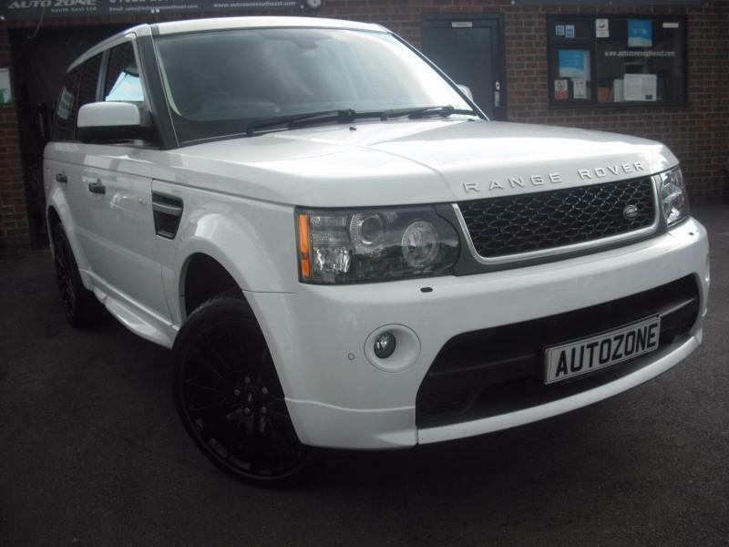 Land Rover Range Rover Sport Tdv6 Hse DIESEL AUTOMATIC 2011/11