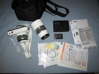 Camera and Lens Kit