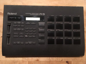 Roland R-5 - The Little Brother of the Legendary R-8