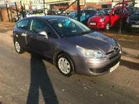 2005/55 Citroen C4 1.4i 16v ( 90hp ) VT 3dr Coupe ONLY 78210 Miles with F/S/H