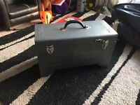 Tool box BBQ