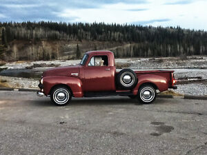 1954 Chev 1300. First person with cash takes it.