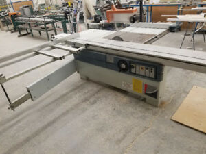 Paoloni P300 Sliding Table Saw