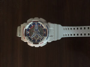 Mens G Shock and Citizen Eco Drive
