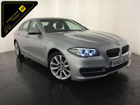 2013 63 BMW 520D SE 184 BHP 1 OWNER BMW SERVICE HISTORY FINANCE PX WELCOME