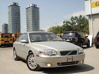 2004 Volvo S80 Premium 2.8 T6 Only $3295
