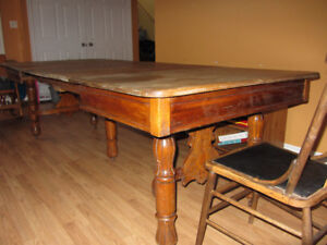 Superbe table antique