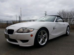 2008 BMW Z4M Roadster S54 Clean title Well maintained.