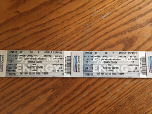 reduced Shania Twain tickets Section 17, row 10