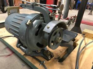 Clutch Motor 1/2 HP From Juki Industrial Machine