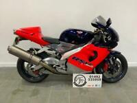 1999 Aprilia RSV Mille RSV1000 Aprilia Racing Silencer, New Tyres RSV 1000