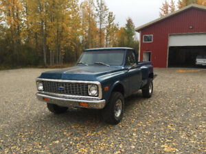 1972 Chev K10 for Sale