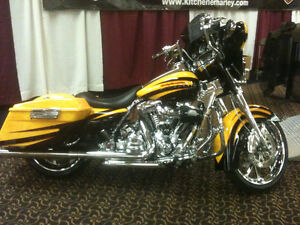 Harley Streetglide ( custom )