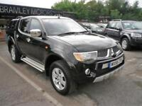 2008 Mitsubishi L200 2.5DI-D 4WD Double Cab Pickup Animal * 66,500 MILES !! *